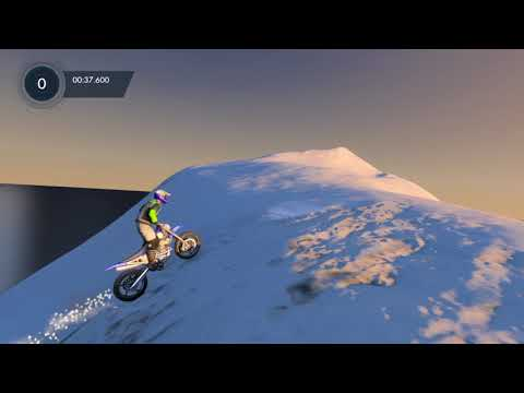 Trials Fusion: The Omega Gauntlet (Track  3)