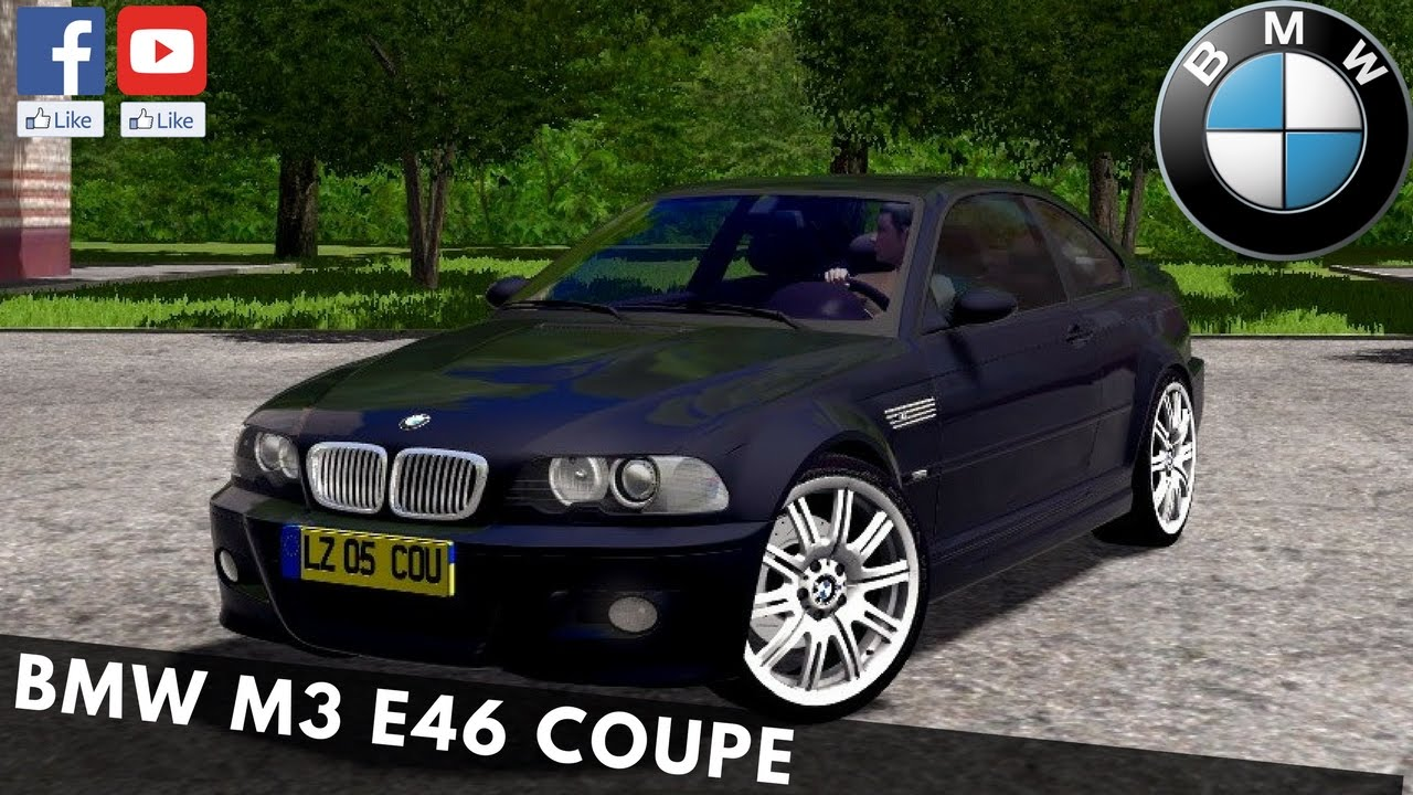 city car driving 1 5 2 1 5 3 bmw m3 e46 2006. Black Bedroom Furniture Sets. Home Design Ideas