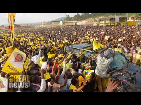 """""""Rigged"""" Elections In Uganda?"""