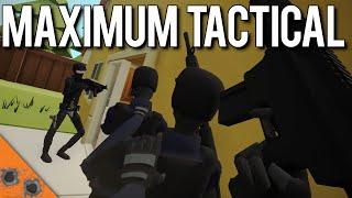 Virtual Reality Hostage Rescue