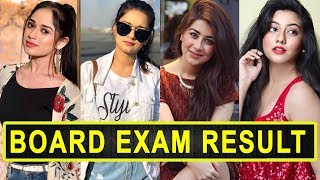 Gambar cover Shocking Board Exam Results of Grown Up Tv Child Actresses || You Won't Believe