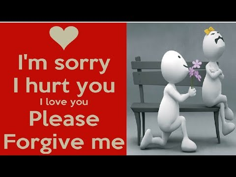 I Am Sorry My Love Learn English By Apology Quotes By Viren