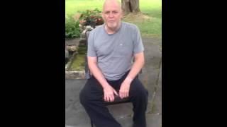 Ron Raines accepts ALS Ice Bucket Challenge