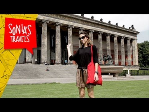 Travel Berlin: Museum Island - An Island Inside A City?