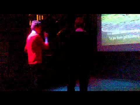 Antanas ir Dovydas - Jureivio daina @ Brodvejus karaoke