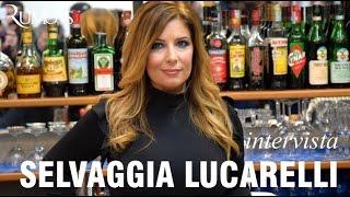 Intervista: Selvaggia Lucarelli presenta
