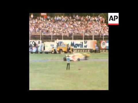 SYND 16 4 81 NELSON PIQUET WINS ARGENTINE GRAND PRIX