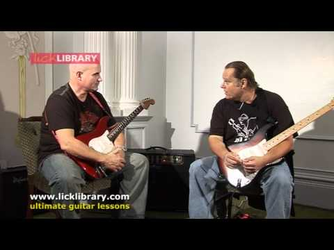 Walter Trout - Solo Career - Interview With Stuart Bull Licklibrary