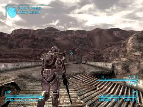 Fallout: New Vegas - Second Battle of Hoover Dam - NCR