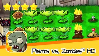 Plants vs  Zombies™ HD Adventure 2 Pool 02 Walkthrough The zombies are coming! Recommend index five