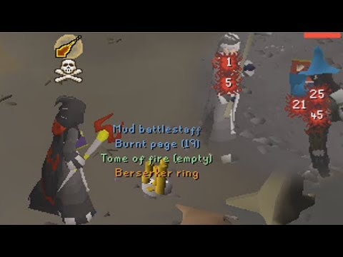 This Overpowered Account Destroys all PKers (Void Tribridding)