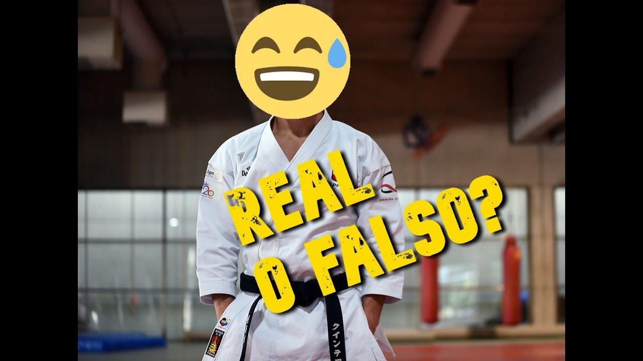 ¿El Karate es efectivo en una pelea real?
