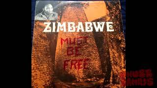 Emmanuel Mulemena - Zimbabwe Must Be Free (Full Album)