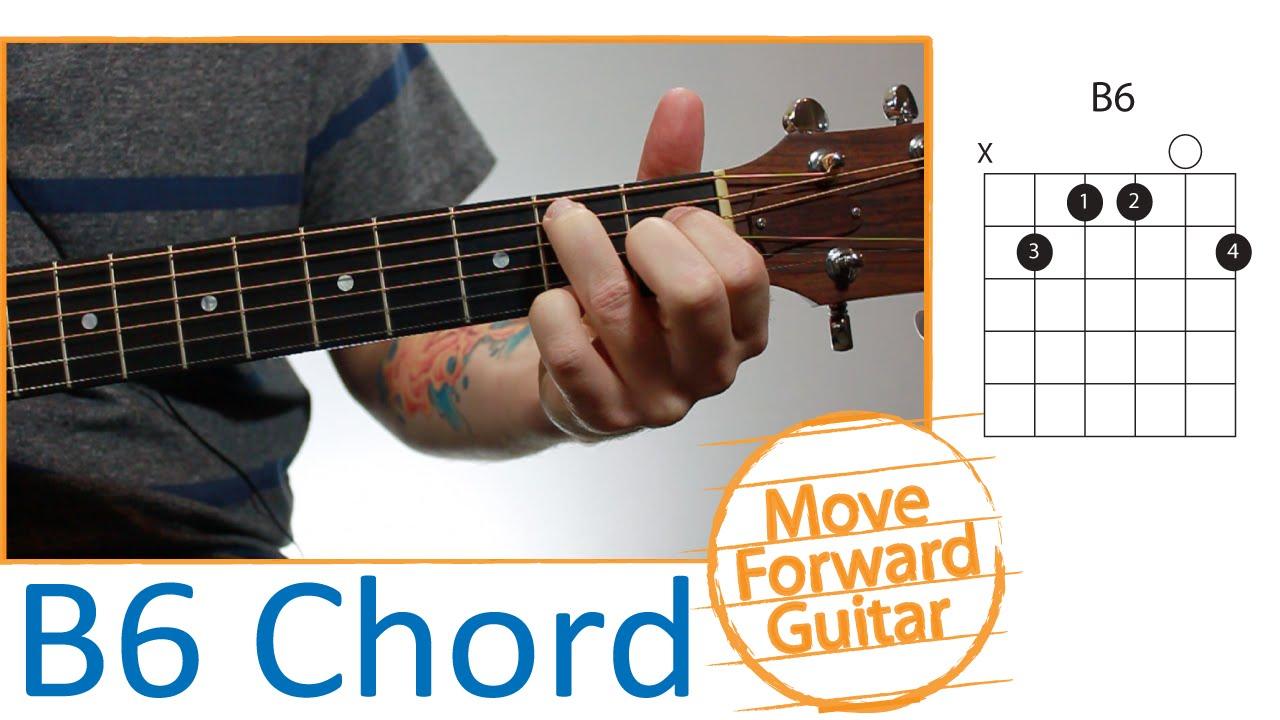 B6 Chord