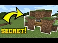 SECRET HIDDEN REDSTONE HOUSE!!!