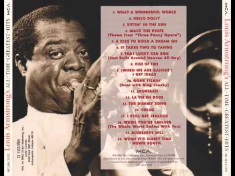Louis Armstrong's - All Time Greatest Hits (1994) FLAC