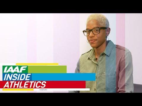 IAAF Inside Athletics 2018 - Yulimar Rojas