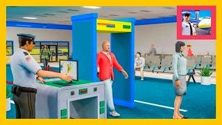 Airport Security Simulator - Border Patrol Game screenshot 2