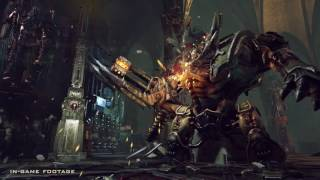 Warhammer 40,000: Inquisitor — Martyr — трейлер с E3 2016