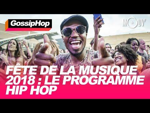 Fête de la musique 2018 : Le programme Hip Hop #GOSSIPHOP