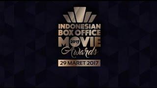 Nominasi IBOMA 2017 untuk Kategori Film Box Office Terbaik