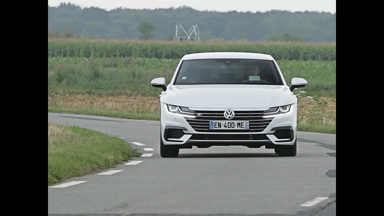 essai volkswagen arteon 2 0 tsi 280 4motion dsg7 r line 2017 youtube. Black Bedroom Furniture Sets. Home Design Ideas