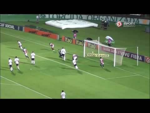 Coritiba 1x0 Santa Cruz  Melhores Momentos  Gol Campeonato Brasileiro 16⁄11⁄2016