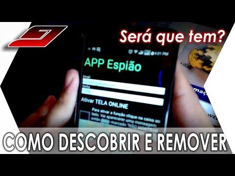 App ESPIÃO no
