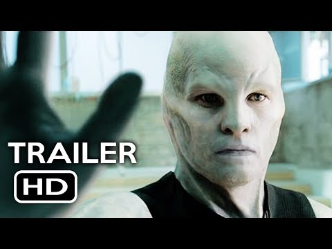 The Titan   1 2018 Sam Worthington, Taylor Schilling SciFi Movie HD