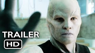 The Titan Official Trailer #1 (2018) Sam Worthington, Taylor Schilling Sci-Fi Movie HD