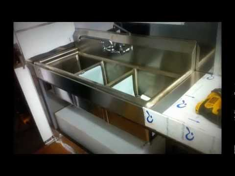 Texas Cart Builder: How to build a custom mobile food truck  YouTube