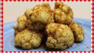 Cauliflower with Buttered Breadcrumb  Roasted Cauliflower Recipe  Thanksgiving Sides  Nore