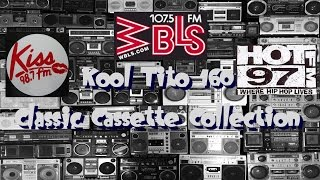 Download Classic New York Radio - DJ Marley Marl Mixes Vol 1 WBLS Side B MP3 song and Music Video