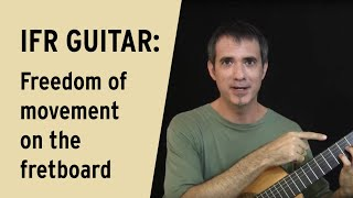 beyond caged total freedom of movement on the fretboard