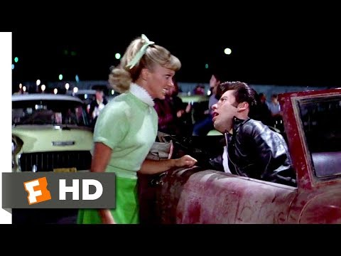 Grease (1978) - Sin Wagon Scene (8/10) | Movieclips
