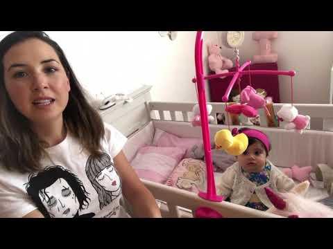El Cuarto de Isabella ROOM TOUR   Fátima Torre