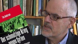 Der schmutzige Krieg gegen Syrien - Christiane Reymann im Gespräch mit Tim Anderson