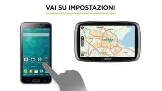 HOW TO USE TOMTOM TRAFFIC – SMARTPHONE CONNECTED SOLUTIONS  (ANDROID)_IT thumbnail