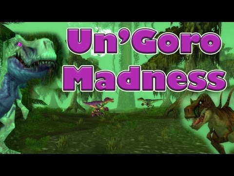 "Quick Guide to Ungoro Madness ""NEW WOW HOLIDAY"""