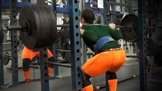 Squat Program | Week 3 | 500 Pound Triple | High Frequency Phase Over
