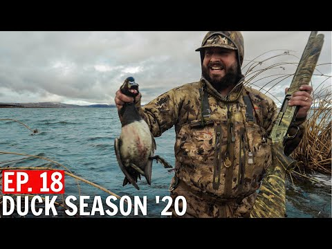 Duck Hunting – BRUTAL Conditions Make Success All The Sweeter