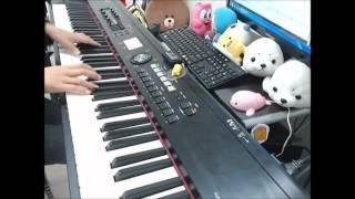 InuYasha(이누야샤) OST- Beautiful Memories 피아노 연주