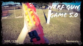 Nerf meets COD | Gun Game 5.0 | Filmed in 4K!