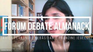 Fórum Debate - Revista Almanack