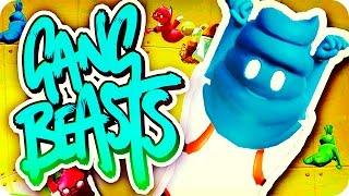 MÚSICAS | PELEAS EN GRAVEDAD CERO | Gang Beasts (Momentos Divertidos #2)