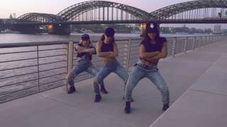 R2Bees ft. Wizkid - tonight |dance choreography jeamyblessed