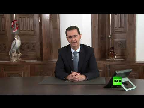 الأسد يهنئ أهل حلب  - نشر قبل 2 ساعة