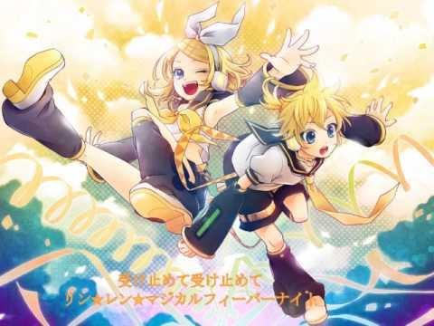 【Rin & Len V4x】 Rin☆Len★Magical Fever Night/リン☆レン★マジカルフィーバーナイト【VOCALOIDカバー】