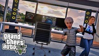 WIR KAUFEN EINEN GAMING PC! - GTA 5 Real Life Mod