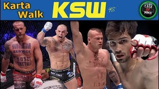 KSW 48 - Fight Card